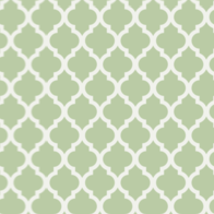 olive quatrefoil paper