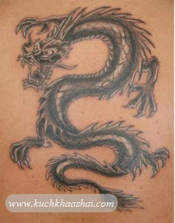 Meaning of Dragon Tattoo And Dragon Tattoo Designs