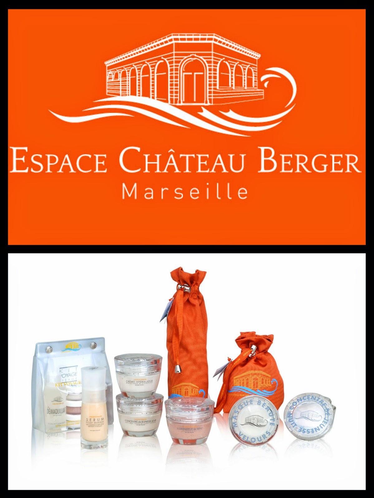 Logo et Gamme Château Berger
