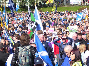 2013 March & Rally For Scottish Independence