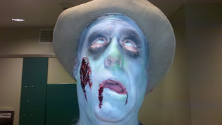 Chris Leyerle, zombie
