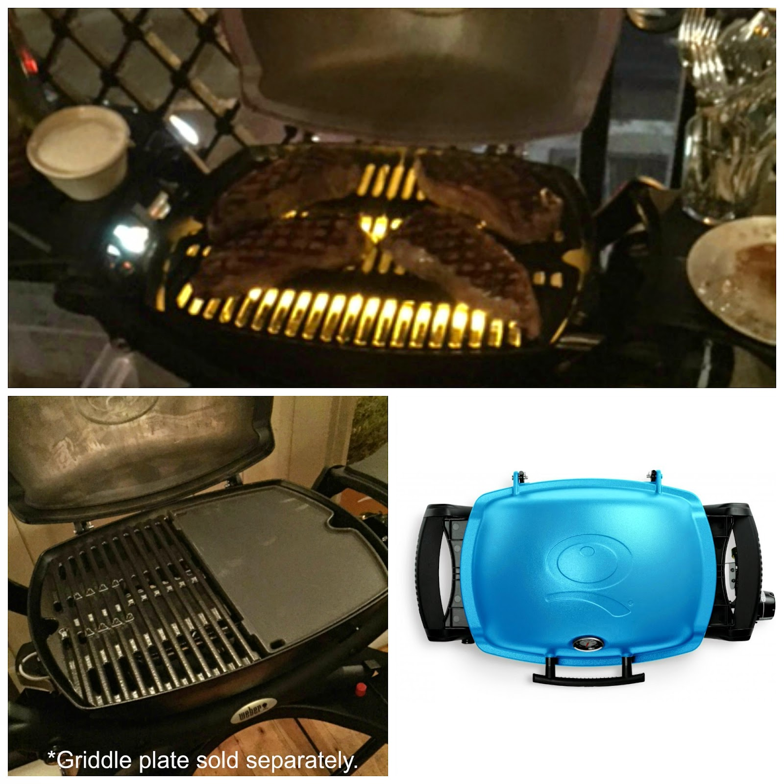 I personally love the idea that it can easily be turned on (itu0027s gas) and I can grill anywhere outside with it. The fact that I can make breakfast lunch ... & The Weber Q 1200 Launch: New Colors For BBQ Season #Qincolor - Lady ...