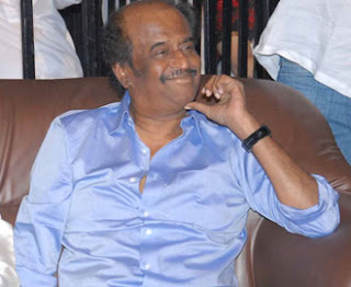 Rajini in a nice talk