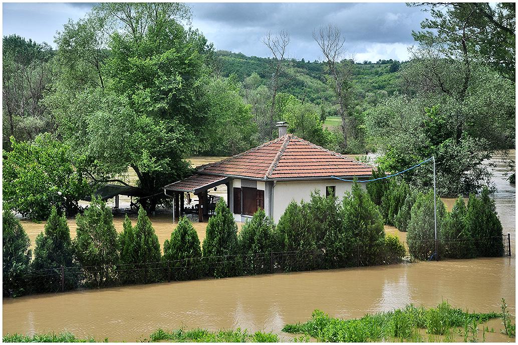Poplavljena domaćinstva
