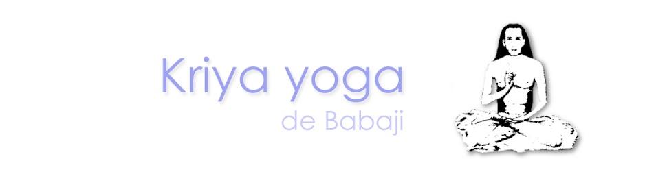 Kriya yoga de Babaji