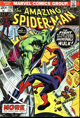 Amazing Spider-Man #120, Hulk