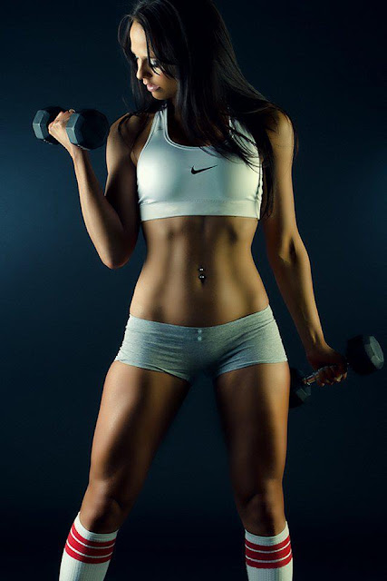 Fit Babes Are Damn Hot