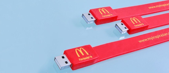 Flash Band USB