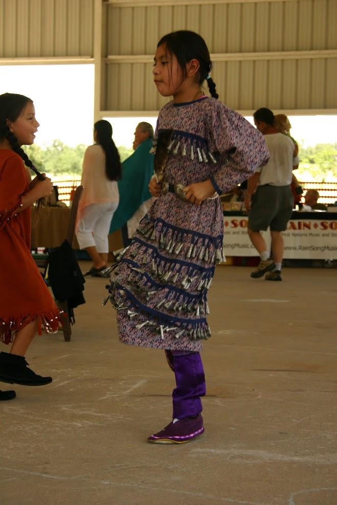 Legend Of The Jingle Dress And Dance - Native American