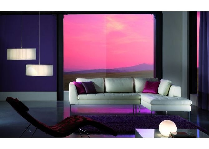 Salas modernas salas y comedores decoracion de living for Muebles para casas modernas