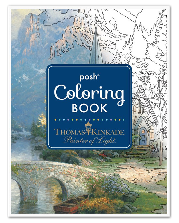 Adult Inspirational Coloring Book Sale