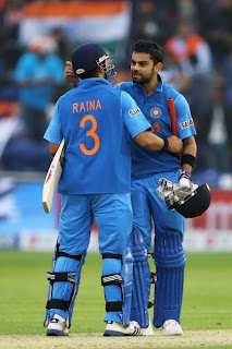 Suresh-Raina-Virat-Kohli-India-vs-Srilanka-ICC-champions-Trophy-2013