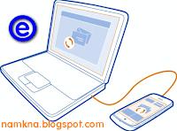 Hướng dẫn kết nối internet trên máy tính qua điện thoại di động Nokia - http://namkna.blogspot.com/