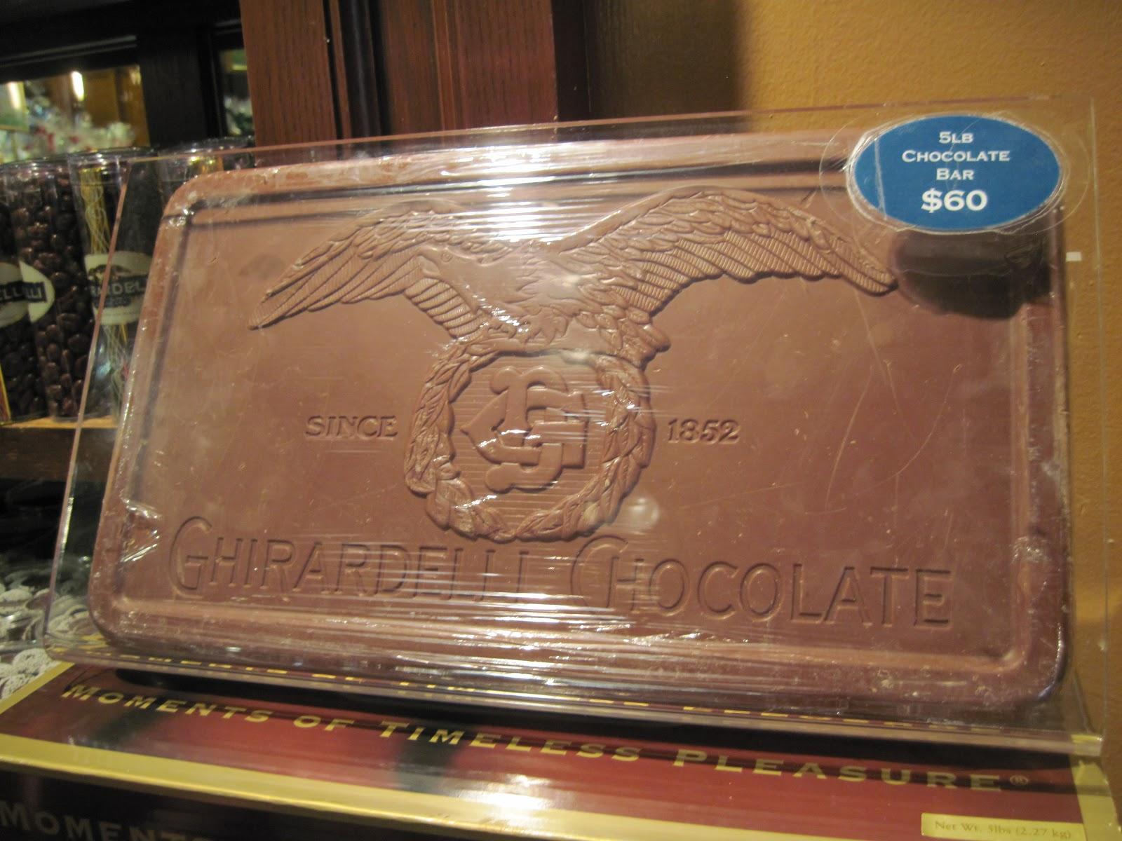 Frisco Kids: Ghirardelli Chocolate Shop and Ice Cream