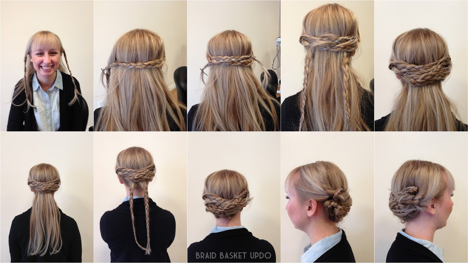 Another Picture Of Different Types Of Braids Hairstyles Braided Hair Styles:
