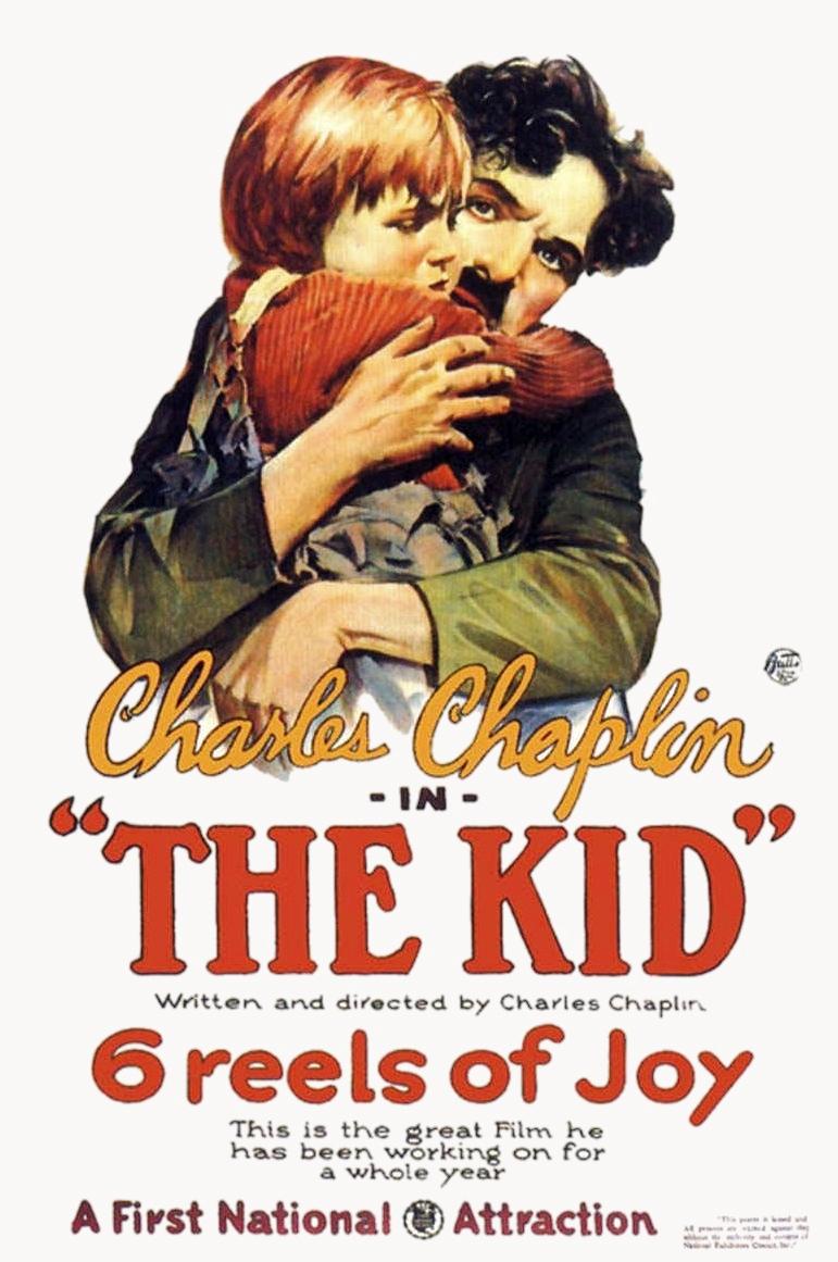 Hài Sác Lô: Đứa Trẻ - The Kid - 1921