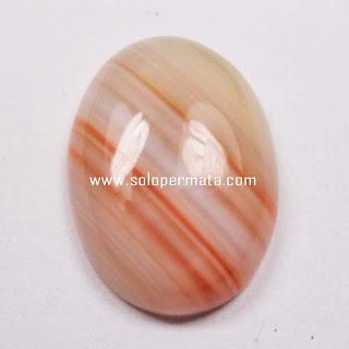 Batu Permata Natural Agate