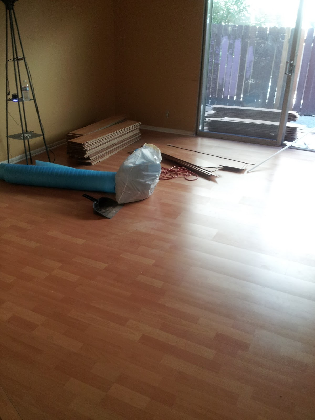 Los Angeles wood floor installation