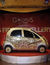 A Nano car now worth Rs 22 crore 