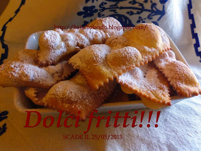 Contest Dolci Fritti