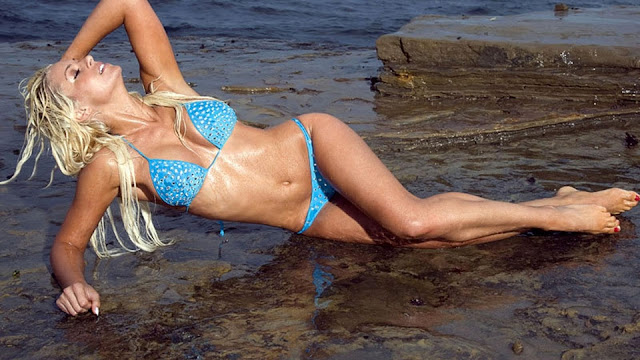 Maryse American Hot Model