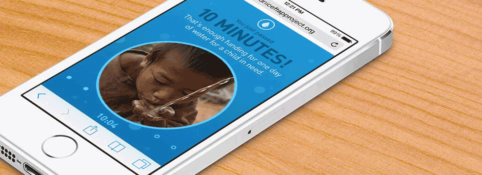 UNICEF Tap Project Challenge 2014
