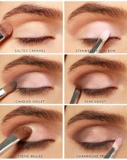 Cara Memakai Eyeshadow Untuk Sehari-Hari