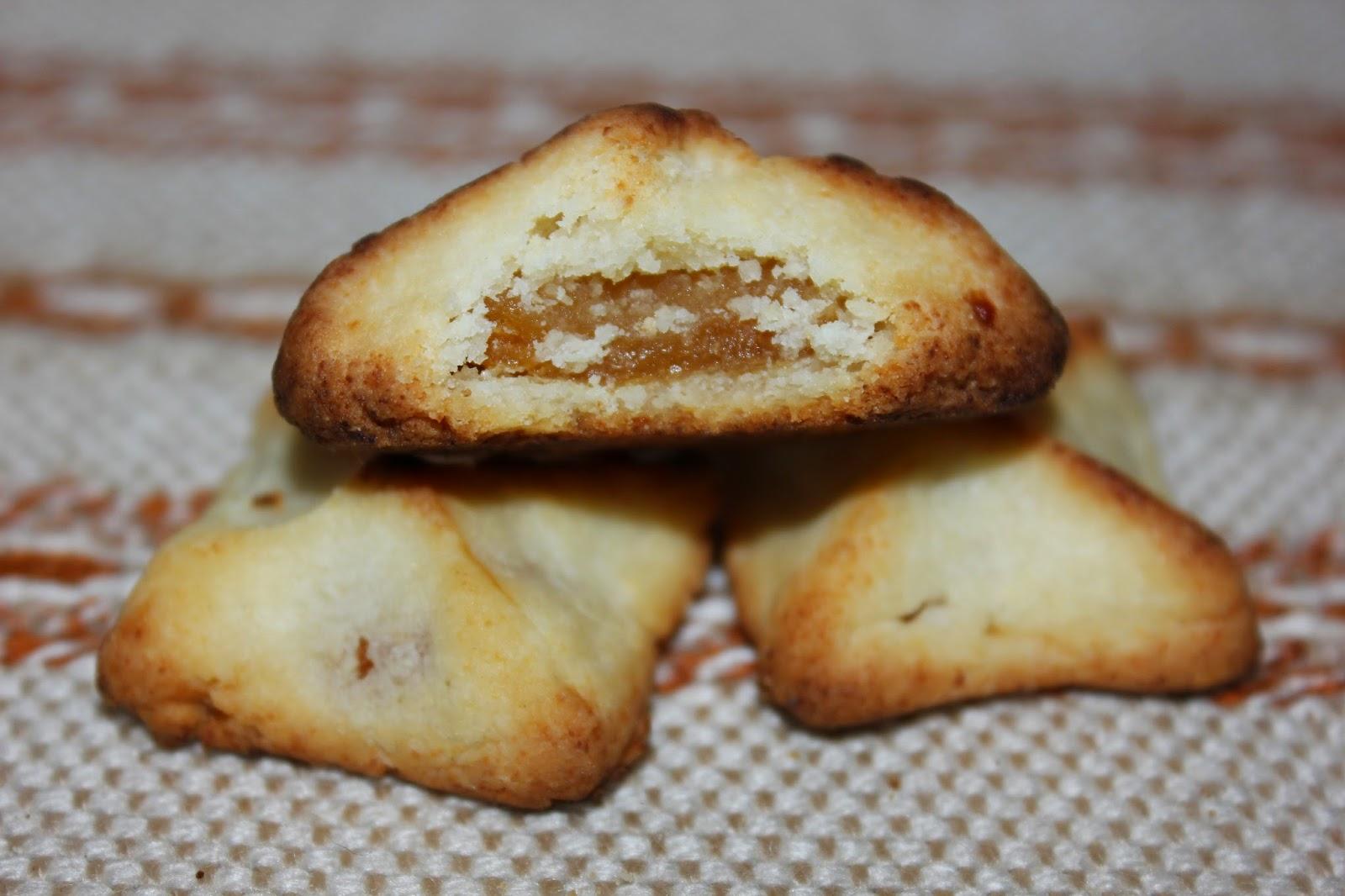 Рецепт печенья с творогом рецепт