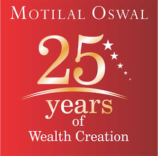 Motilal Oswal 25 years of Wealth Creation