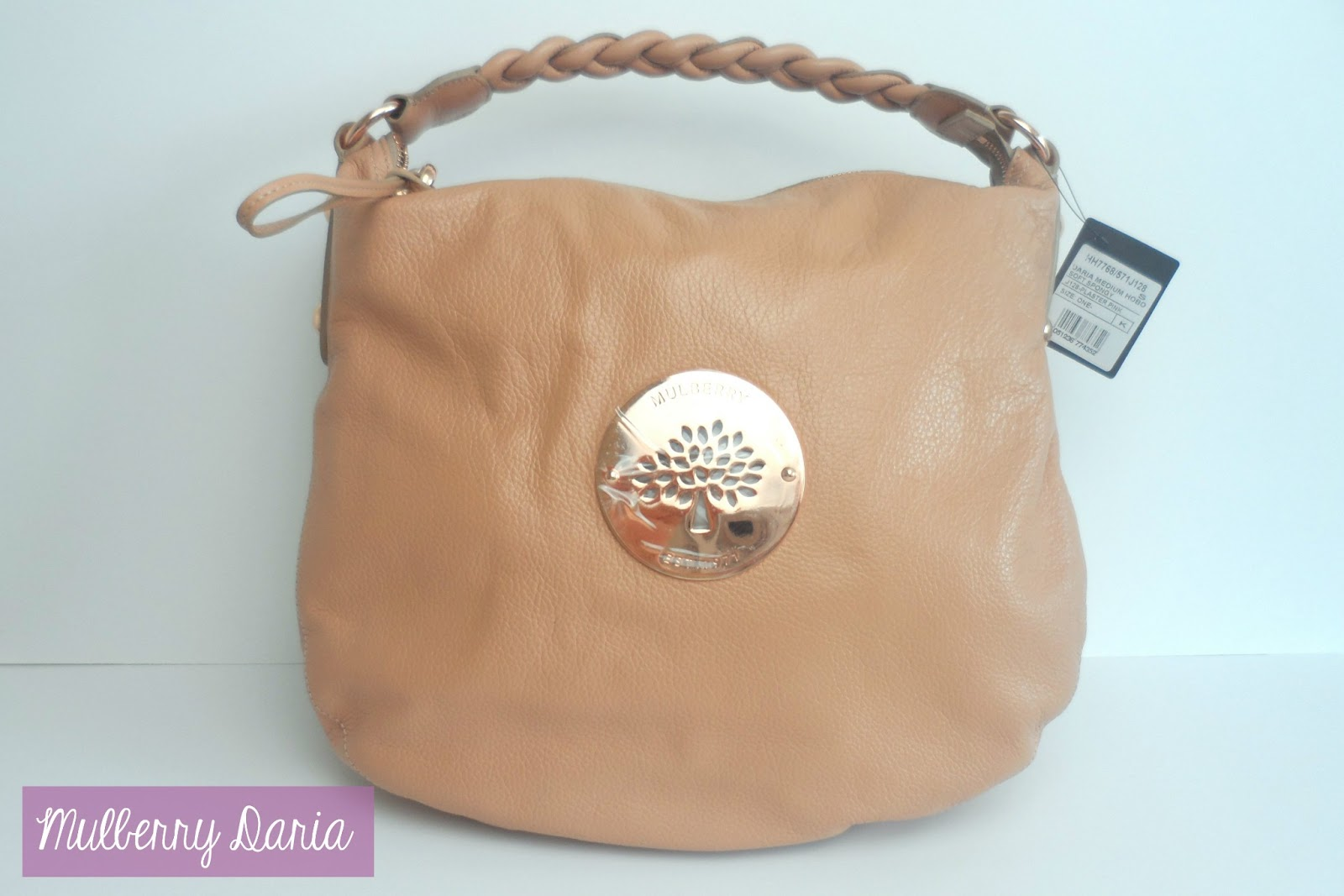 A review of the Mulberry Outlet at Bicester Village and my Daria ... 0d41386428150