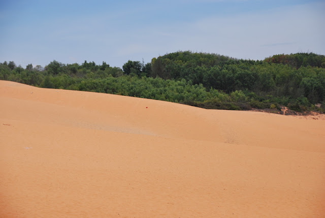 Plage de Muine, Phanthiet 2011 - Photo An Bui