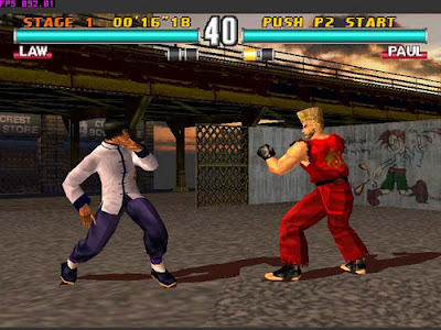Tekken 3 Full Game Screenshot