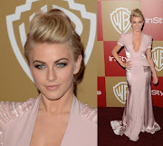 Julianne Hough attended the 2013 Warner Bros. and InStyle PostGolden Globes .