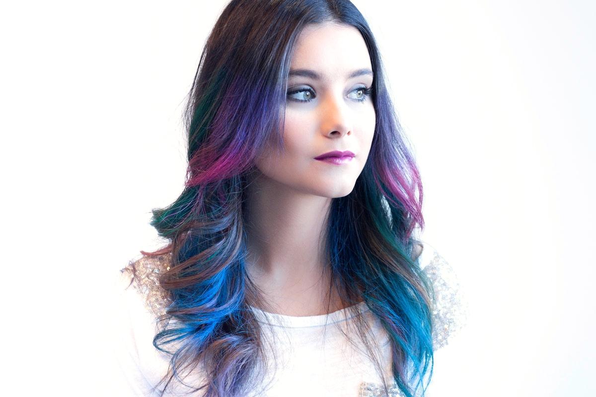 Resultado de imagen para hair chalk loreal
