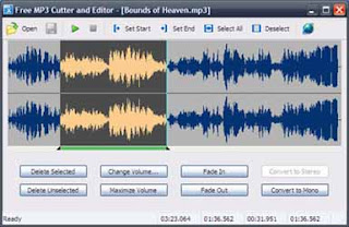 Free MP3 Cutter And Editor 2.5.0.324