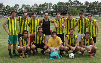 El team de la primer fecha