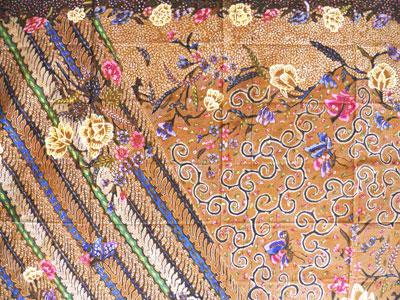 Various Type of Batik Indonesia Gudi SmaZinees