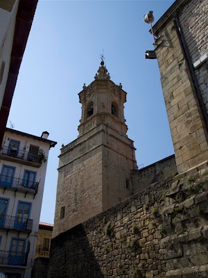 Parroquia de Santa María de la Asunción y del Manzano de Hondarribia