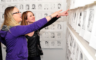 Hamilton Kerr Studios host a Scottish Art exhibition of local school childrens art