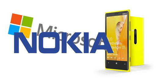 Microsoft: Terciptanya Nokia Lumia atas andil kita