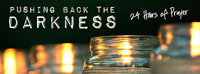 Pushing Back The Darkness: 24 Hours of Prayer | Crisis Pregnancy Center of Tidewater