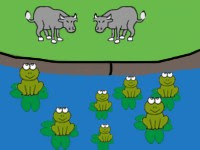 Fabula la Rana y los Toros