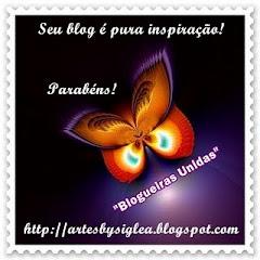Selo de 7° Mês do Blogueiras Unidas!!!