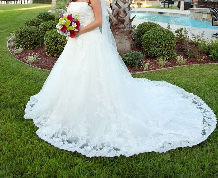 pictures of wedding dresses deals 2016