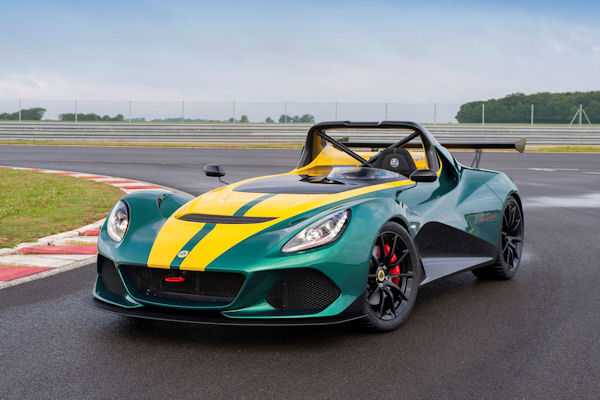 Lotus 3-Eleven 2016 wallpaper