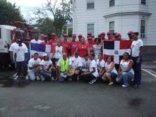 Celebran primer festival Dominicano en Lynn, Massachusetts,  Estados Unidos