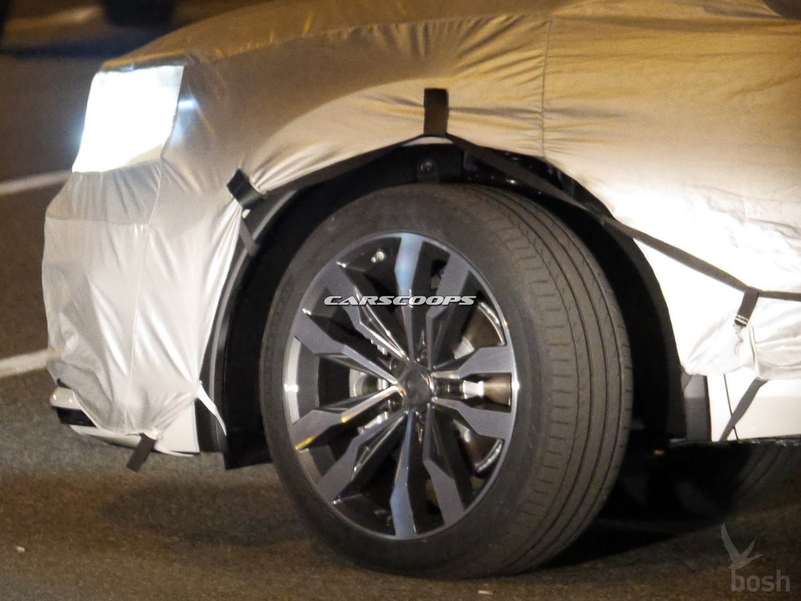 Novo Volkswagen Tiguan 2017