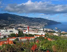 مدينة فونشال funchal وجزيرة ماديرا البرتغال ( مدينة الزهور )