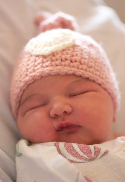Crochet Newborn Knot Hat Pattern Repeat Crafter Me ...