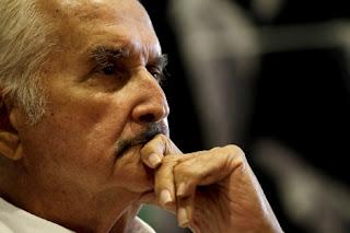 Mexikanischer Schriftsteller Carlos Fuentes